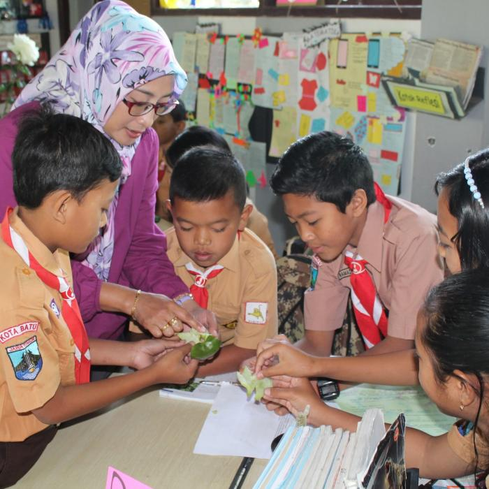 Indonesia children