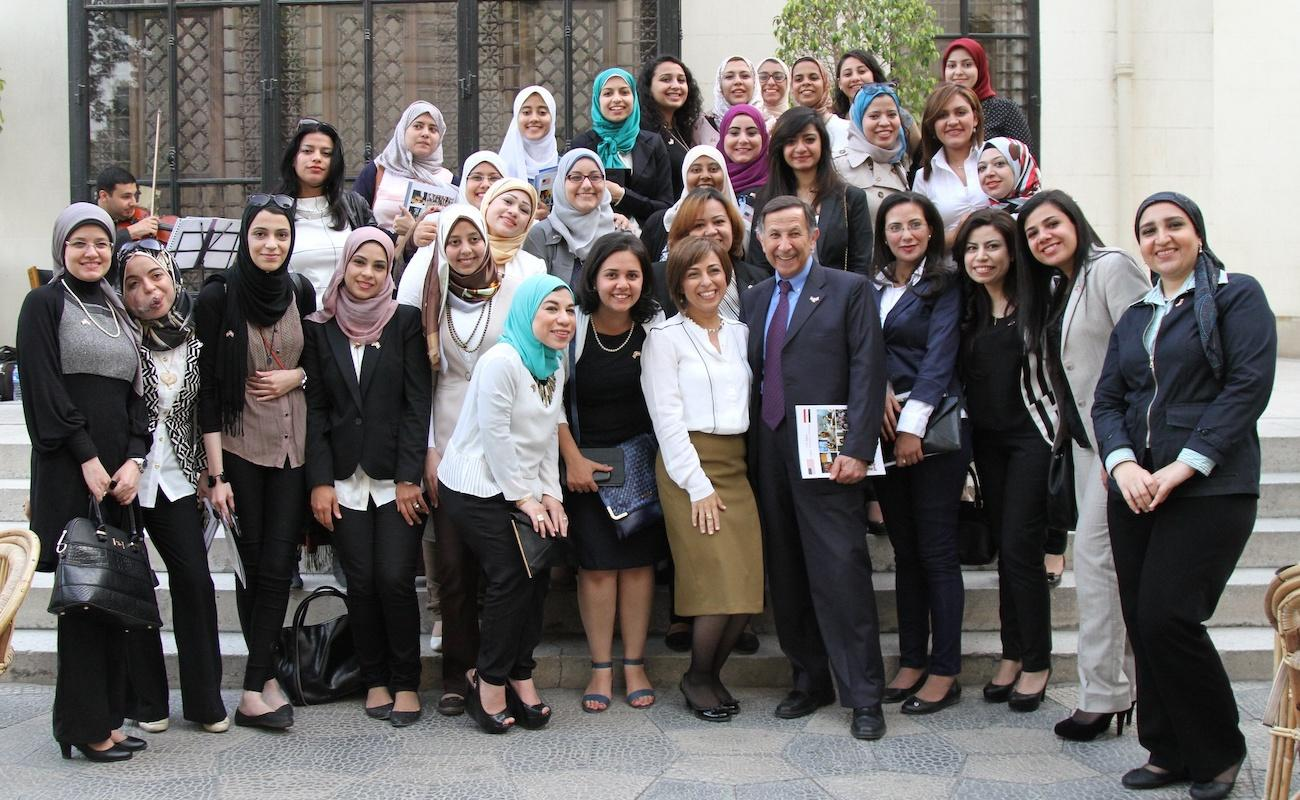 U.S.-Egypt Higher Education Initiative Launch