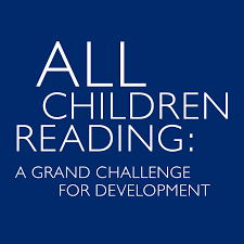 All Children Reading: A Grand Challenge for Development logo