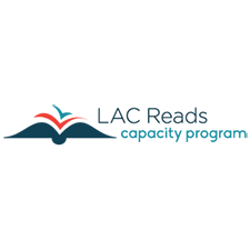 LAC Reads Logo