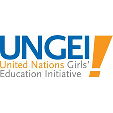 United Nations Girls' Education Initiative Logo