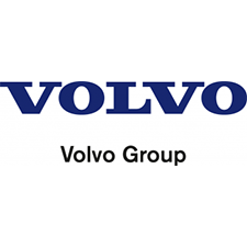 The Volvo Group Logo