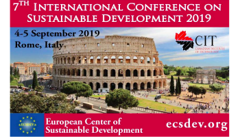 International Conference on Sustainable Development